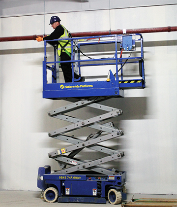 Scissor Lift Platforms | Your Workspace May Need one