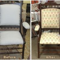 Seat Upholstery | Types of Re-Upholstery