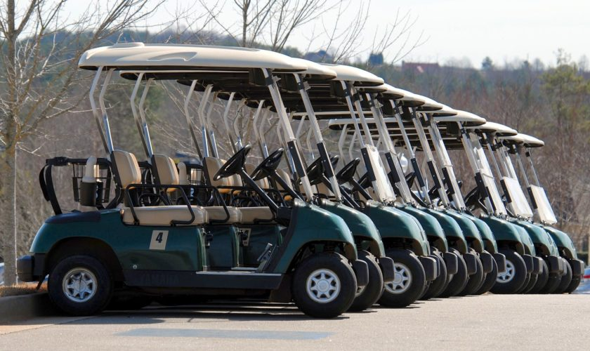 Golf Buggies Scotland – Impact On Golf