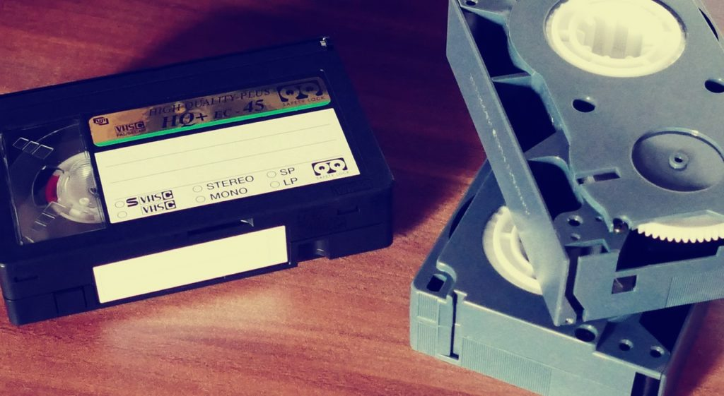 vhs to digital